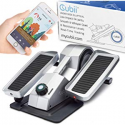 Deals List: Cubii Pro - Seated Under-Desk Elliptical - Get Fit While You Sit - Bluetooth Enabled, Sync with Fitbit and Apple HealthKit - Whisper-Quiet - Adjustable Resistance - Easy to Assemble