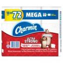Deals List: 54-Count Charmin Ultra Strong Toilet Paper Mega Rolls + $15 GC