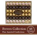 Deals List: 48-Ct Ferrero Rocher Fine Hazelnut Milk Chocolate and Coconut Confections