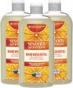 Deals List: Seventh Generation Dish Liquid Soap, Free & Clear, 25 oz, Pack of 6