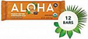 Deals List: ALOHA Organic Plant Based Protein Bars |Peanut Butter Chocolate Chip | 12 Count, 1.9oz Bars