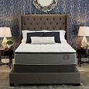 Deals List: Serta Bellagio at Home Queen Cushion Firm Pillowtop Mattress Set