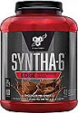 Deals List: BSN SYNTHA-6 EDGE Protein Powder, with Hydrolyzed Whey, Micellar Casein, Milk Protein Isolate, Low Sugar, 24g Protein, Chocolate Milkshake, 48 Servings