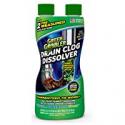 Deals List: Green Gobbler Dissolve Liquid Hair & Grease Clog Remover 31Oz