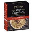 Deals List: 6-Pk Better Oats Maple & Brown Sugar Instant Oatmeal 9.8oz