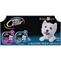 Deals List: 24 Trays Cesar Gourmet Wet Dog Food Variety Packs