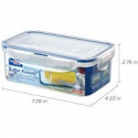Deals List: Rubbermaid Brilliance Leak-Proof Food Storage Containers with Airtight Lids, Set of 5