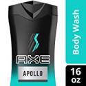 Deals List: AXE Body Wash for Men Apollo 16 Fl Oz (1 Count)