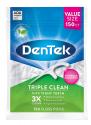 Deals List: DenTek Triple Clean Floss Picks | No Break Guarantee | 150 Count