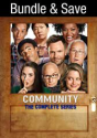 Deals List: Community: The Complete Series Blu-Ray + HDX Digital