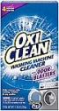 Deals List: OxiClean Washing Machine Cleaner with Odor Blasters, 4 Count