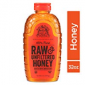 Deals List: Nature Nate's 100% Pure Raw & Unfiltered Honey 32-oz