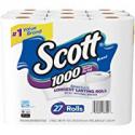 Deals List: 81-Count Scott 1000 Sheets Per Roll Toilet Paper Bath Tissue