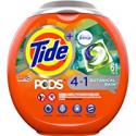 Deals List: Tide PODS Laundry Detergent Liquid Pacs, Botanical Rain Scent, 4 in 1 HE Turbo, 61 Count