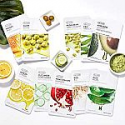 Deals List: 10-Count 20 g. THE FACE SHOP Real Nature Mask Sheet