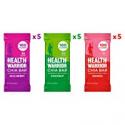 Deals List: Health Warrior Chia Bars, Tropical Variety Pack, Gluten Free, Vegan, 25g Bars, 15 Count
