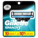 Deals List: Gillette Mach3 Mens Razor Blades, 10 Blade Refills