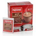 Deals List: Nestle Hot Chocolate Packets, Hot Cocoa Mix, Rich Chocolate Flavor, Made with Real Cocoa, 50 Count (0.71 Oz each), 35.5 Oz