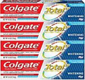 Deals List: Colgate Total Whitening Toothpaste - 4.8 ounce (4 Pack)