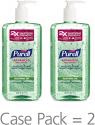 Deals List: 2 Purell Advanced Hand Sanitizer Pump Aloe
