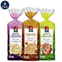Deals List: Quaker Large Rice Cakes, Gluten Free, 3 Flavor Variety Pack, 6 Count
