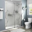 Deals List: American Standard Passage 4-Pcs Glue-Up Alcove Shower Wall