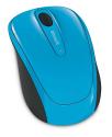 Deals List: Microsoft 3500 Wireless Mobile Mouse, Cyan Blue (GMF-00273)