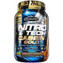Deals List: MuscleTech NitroTech Casein Gold Protein Powder 2.5lbs