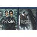Deals List: Sherlock Holmes: A Game of Shadows + Sherlock Holmes 4K UHD