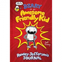 Deals List: Diary of an Awesome Friendly Kid: Rowley Jefferson's Journal Hardcover