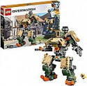 Deals List: LEGO 6250958 Overwatch 75974 Bastion Building Kit, Overwatch Game Robot Action Figure (602 Pieces)