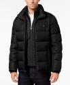 Deals List: Calvin Klein Mens Full-Zip Puffer Coat