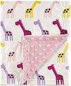 Deals List: Hudson Baby Unisex Plush Mink Blanket 30x40 inches