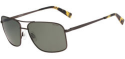 Deals List: Nautica Men's Polarized Metal Navigator Sunglasses N5115S-200