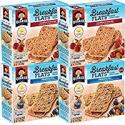 Deals List: Quaker Baked Flats, Blueberry Nut & Cranberry Almond, 5-3 Bar Packs (Pack of 4)