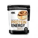 Deals List: Optimum Nutrition On Protein Energy Powder, Cinnamon Bun 1.6lb