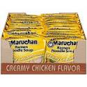Deals List: Maruchan Ramen Creamy Chicken Flavor, 3 oz, 24 pack