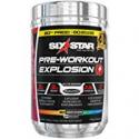 Deals List: Six Star Explosion Pre Workout Powerful Powder 60 Servings