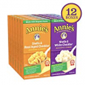 Deals List: 12-Pack Annies Shells & White Cheddar and Shells & Aged Cheddar