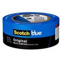 Deals List: ScotchBlue Original Multi-Surface Painter's Tape,  1.88 inch x 60 yard, 1 Roll - 2090-48E