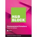 Deals List: H&R Block Tax Software Deluxe 2019 CD