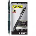Deals List: PILOT G2 Premium Refillable & Retractable Rolling Ball Gel Pens, Fine Point, Black Ink, 12 Count (31020)