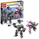 Deals List: LEGO Overwatch D.Va and Reinhardt Mech Building Kit 455 Pieces