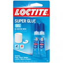 Deals List: Loctite Super Glue Gel, Two 2-Gram Tubes (1399965)