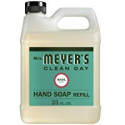 Deals List: Mrs. Meyer's Clean Day Liquid Hand Soap Refill, 33 fl oz