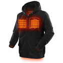 Deals List: ORORO Heated Hoodie with Battery Pack (Unisex)