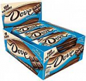 Deals List: Dove 100 Calories Milk Chocolate Candy Bar 0.65-Ounce Bar 18-Count Box
