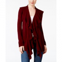 Deals List: Karen Scott Ruffle-Front Cardigan