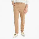 Deals List: 4 J.Crew Factory Mens Straight-Fit Tech Chino Pants
