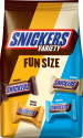 Deals List: Snickers Variety Mix Fun Size Candy Bars, Great for Valentine's Chocolate, 35.09-Ounce